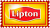 Stamp - Lipton Tea by fmr0