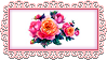 Stamp - Roses by fmr0