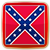 Icon - Confederate Flag by fmr0