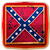 Icon - Confederate Flag - Weathered by fmr0