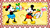 Stamp - XMas Mickey by fmr0