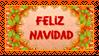 Stamp - Feliz Navidad by fmr0