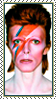 Stamp - David Bowie 3 by fmr0