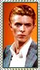 Stamp - David Bowie 2 by fmr0