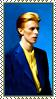 Stamp - David Bowie by fmr0