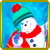Icon - Happy Snowman by fmr0
