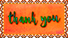 Stamp - Thank You by fmr0