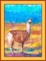 Llama by fmr0