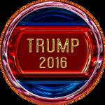 Pin - Trump 2016