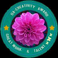 Da-Creativity Award by fmr0
