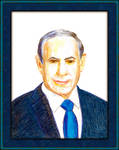 Benjamin Netanyahu by fmr0