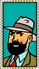 Stamp - Doctor Muller by fmr0