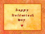 Valentine's Day Greeting Card by fmr0