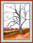 Winter Tree by fmr0