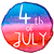 Icon - Fourth of July