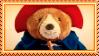Stamp - Paddington Bear by fmr0