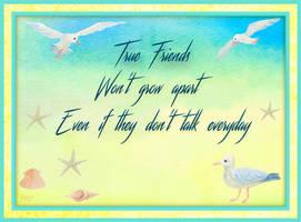 True Friends by fmr0