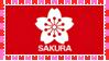 Stamp - Sakura by fmr0