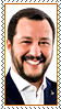 Stamp - Matteo Salvini by fmr0