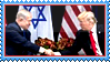 Stamp - US-Israel Alliance by fmr0