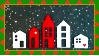 Stamp -  Season's Greetings by fmr0
