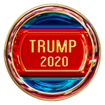 Pin - Trump 2020
