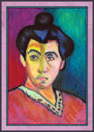 Madame Matisse by fmr0