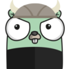 Icon - Funny Viking - 100x100 pixels by fmr0
