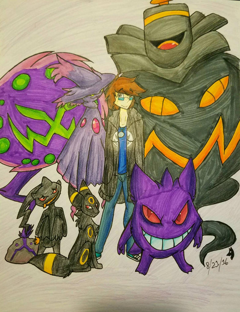 pokemon  by wolfteen1873
