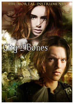 City of Bones Poster