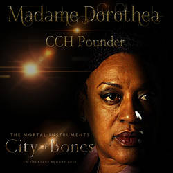 Madame Dorothea by Martange