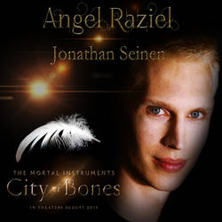 City of Bones Angel Raziel by Martange