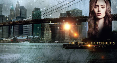 City of Ashes Movie by Martange