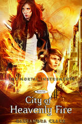 City of Heavenly Fire (fake cover)