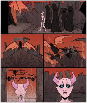 Birth of a Demon Page 9
