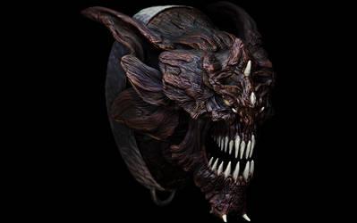 Demon Head by nogard00
