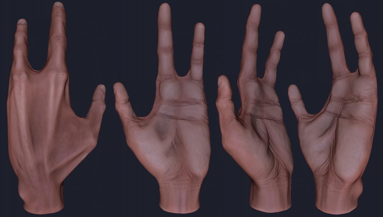 Alien Hand by nogard00