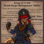 Krieg MeltaGunner GF Millie