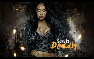 Sexy is deadly