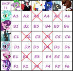 MLP Breeding Shipping Grid~ #2 (OPEN) by I-Love-All-Furries