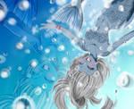 [Mermay] Blue fish
