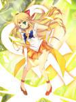 Sailor Venus.