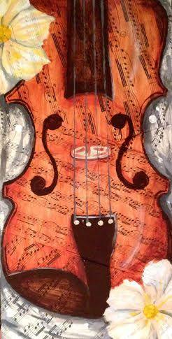 Violin by AriaxCantabile