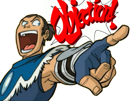 Avatar.. OBJECTION by Camerz