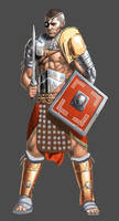 Gladiator by Beaver-Skin