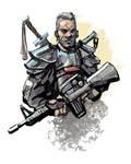Raider Sketch