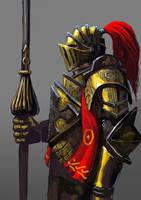 Honor Guard by Beaver-Skin