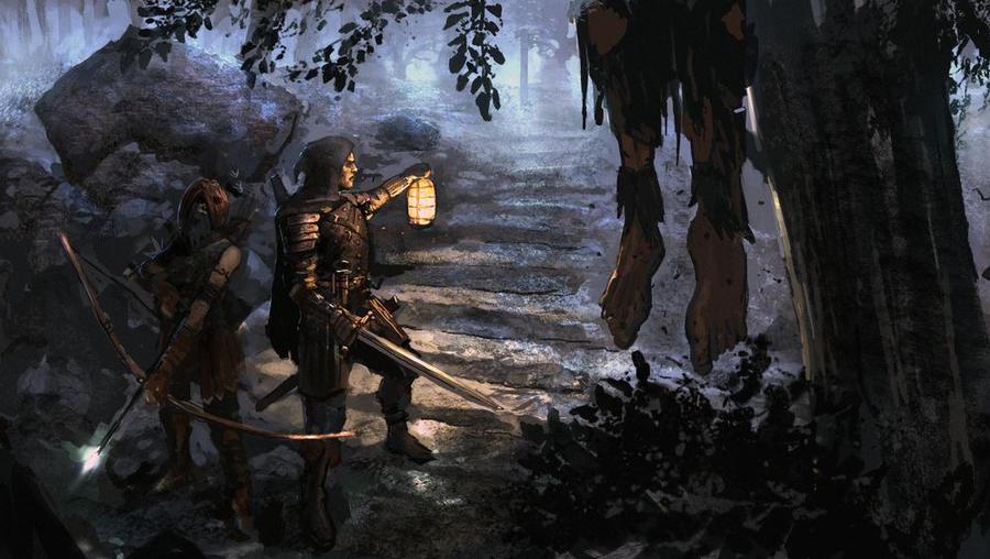 Adventurers by Beaver-Skin