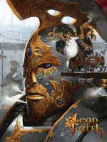 Golem master evolve by Beaver-Skin
