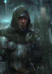 It's Raining Man by Beaver-Skin